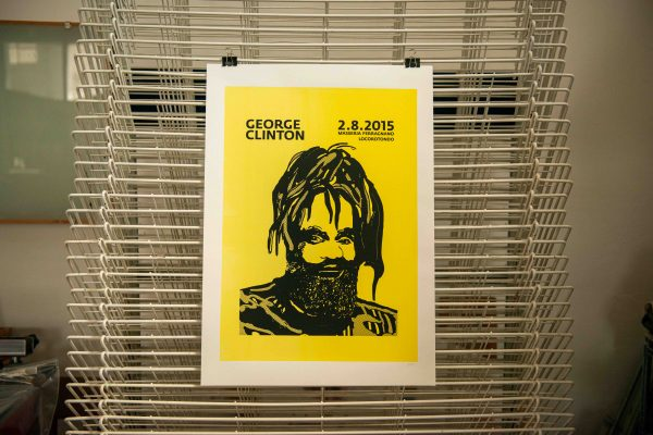 Serena Schinaia/George Clinton
