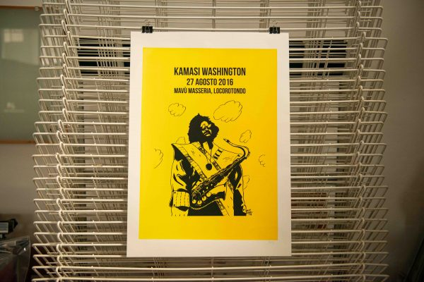 Diego Miedo/Kamasi Washington